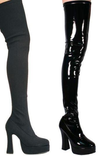 Electra Women's Thigh High Boots