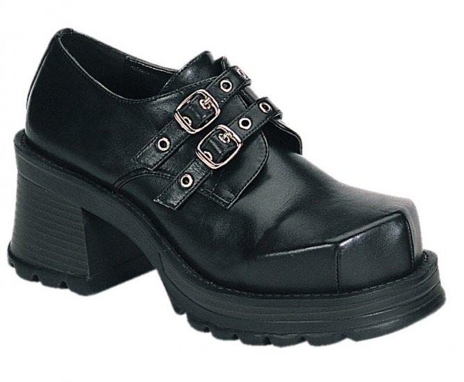 Trump Womens Square Heel Shoes