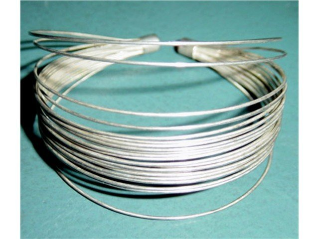 Silver Wire Strands Cuff Bracelet at The Clothes Horse #900344