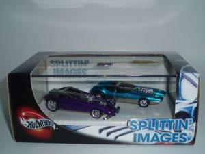 Hot Wheels 100% Splittin' Images Collectors Set 1/64 Scale