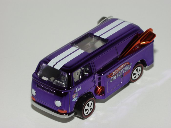 Hot Wheels 2006 Redline Club Beach Bomb Too Purple 1/64 Scale Loose