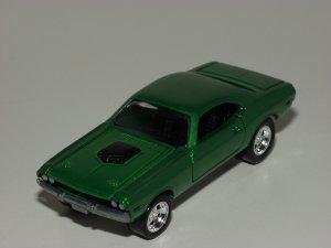 Loose Johnny Lightning K-B Toys Exclusive Dodge Challenger Loose
