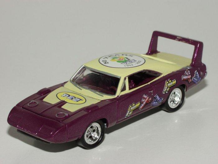 Loose Johnny Lightning Pez 50 Years 5 Car Set Loose
