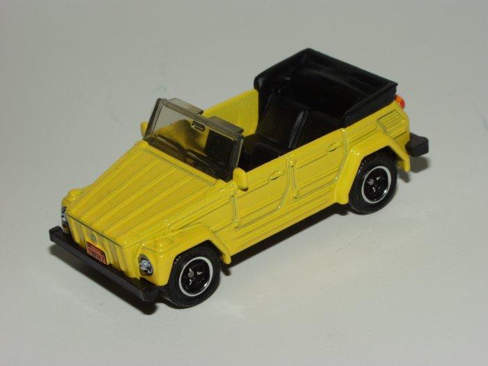 Matchbox '75 Volkswagen Thing Convertible Yellow 1/59 ScaleLoose
