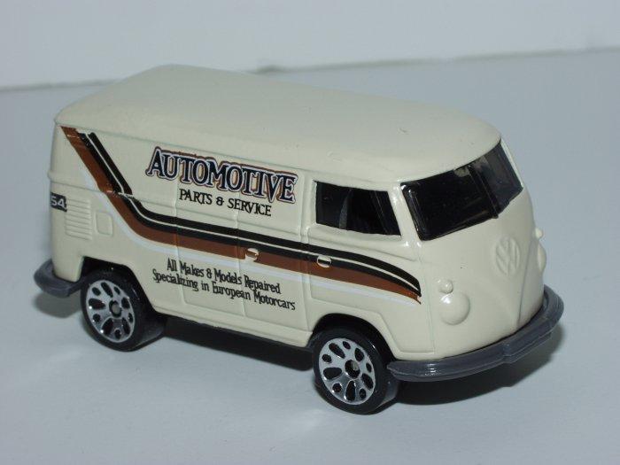Matchbox VW Delivery Van #31 Cream 1/58 Scale Loose
