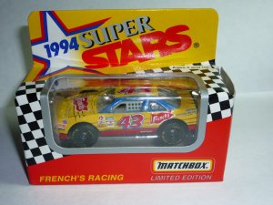 1994 Series II White Rose Collectibles Matchbox Super Stars #43