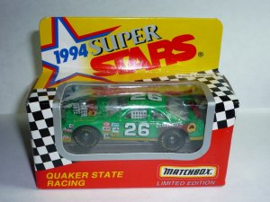 1994 Series II White Rose Collectibles Matchbox Super Stars #26