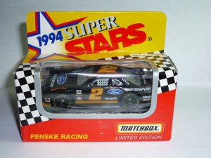 1994 Series II White Rose Collectibles Matchbox Super Stars #2