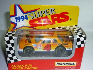 1994 Series II White Rose Collectibles Matchbox Super Stars #4