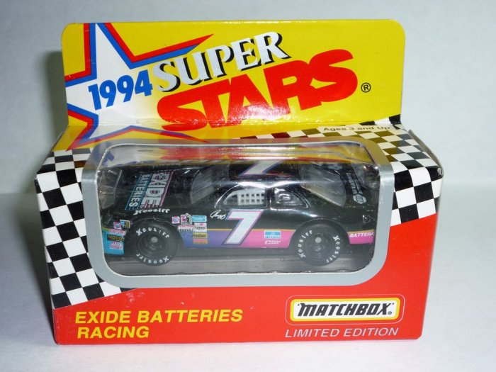 1994 Series II White Rose Collectibles Matchbox Super Stars #7