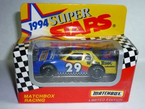 1994 Series II White Rose Collectibles Matchbox Super Stars #29