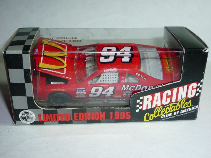 1995 Limited Edition Racing Collectibles Club Of America #94
