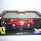 Hot Wheels 1968 Ferrari 365 GTB/4 1/43 Scale