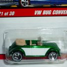 Hot Wheels Classics Series 2 VW Bug Convertible...Green