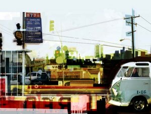 The Price of Gas (Urban Landscape 2)  NFS