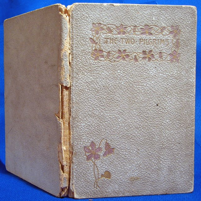 The Two Pilgrims Collectible Antique Book Count Leo Tolstoy 1887