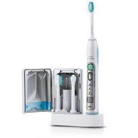 Sonicare FlexCare with UV Sanitizer (blister pack) + 2 Year Warranty