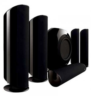 Booster Speakers MX75