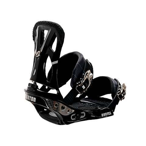 Burton Cartel Bindings Sz LG (On backorder)