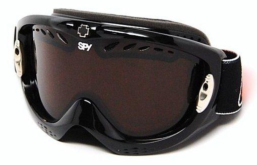 Spy Blizzard Goggles Black/Sliver/chrome Mirror