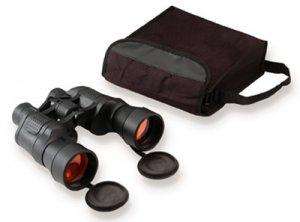 Magnacraft 10x50 Binoculars w/ Ruby Coated Lens.