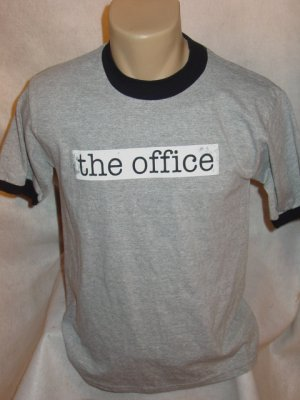 THE OFFICE Ringer T Shirt S Small