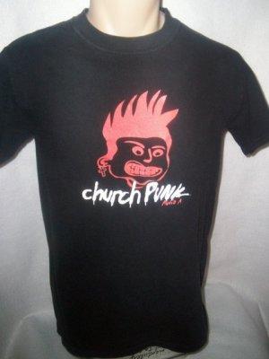 CHURCH PUNK Audio A Concert Tour T Shirt S Small truth