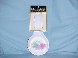Corelle Summer Blush Melamine Spoonrest