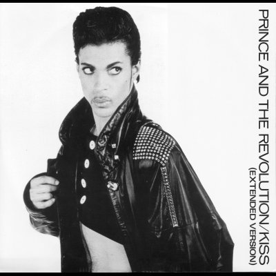 "Prince Kiss - Rare Re-issue 12"""" Single"