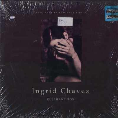 "Ingrid Chavez Elephant Box 12"""" Single"