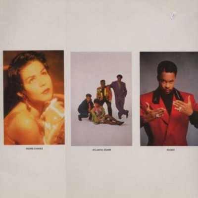 Ingrid Chavez/Roger/Atlantic Star Hippy Blood