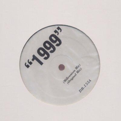 "Prince 1999 - Remixes 12"""" Single"