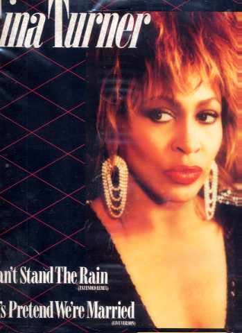 "Tina Turner I Can't Stand The Rain 12"""" Single"