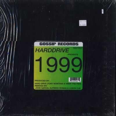 """Hard Drive 1999 12"""""""" Single"""