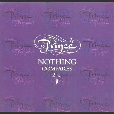 "Prince Nothing Compares 2 U Promo12"""" Single"