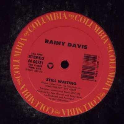 "Rainy Davis Still Waiting 12"""" Single"