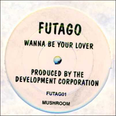 "Futago Wanna Be Your Lover Promo12"""" Single"