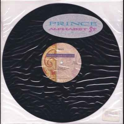 "Prince Alphabet Street 12"""" Single"