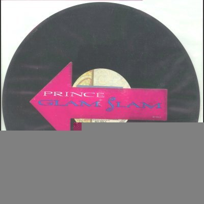 "Prince Glam Slam 12"""" Single"
