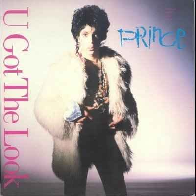 "Prince U Got The Look 12"""" Single"
