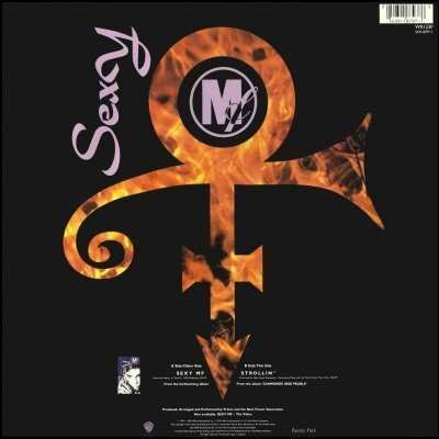 "Prince Sexy MF 7"""" Picture Disc"