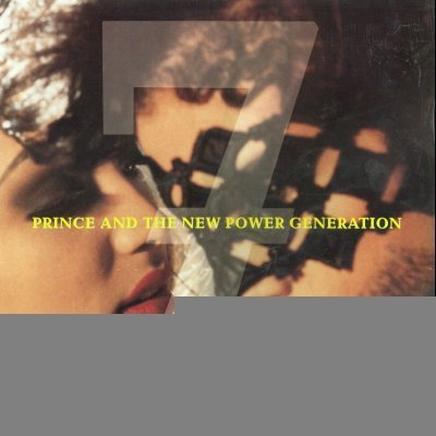 "Prince and The New Power Generation 7 12"""" Sin"