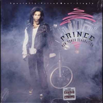 "Prince New Power Generation 12"""" Single"