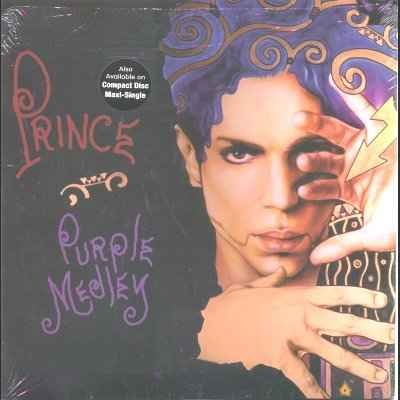 "Prince Purple Medley 12"""" Single"