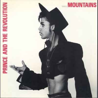 """Prince and The Revolution Mountains 12"""""""" Singl"""