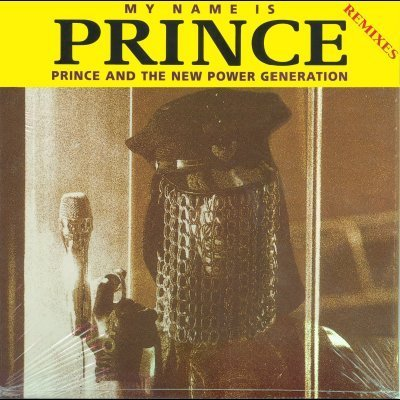 Prince and The New Power Generation My Name I