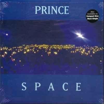 "Prince Space 12"""" Single"