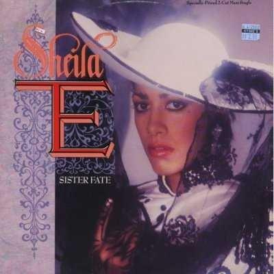 """Sheila E Sister Fate 12"""""""" Single"""
