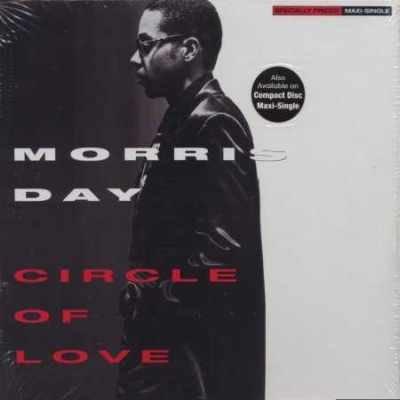 "Morris Day Circle Of Love 12"""" Single"
