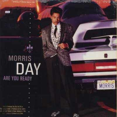 """Morris Day Are You Ready 12"""""""" Single"""
